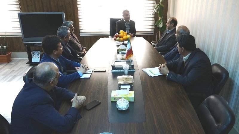 در جلسه مشترک مدیرعامل گاز گلستان با معاون استاندار و فرماندار ویژه شهرستان گنبد مشکلات گازرسانی مورد بررسی قرارگرفت
