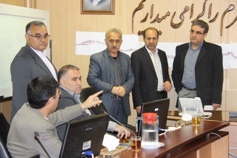 شرایط گازرسانی به 8 روستای آزادشهر بررسی شد